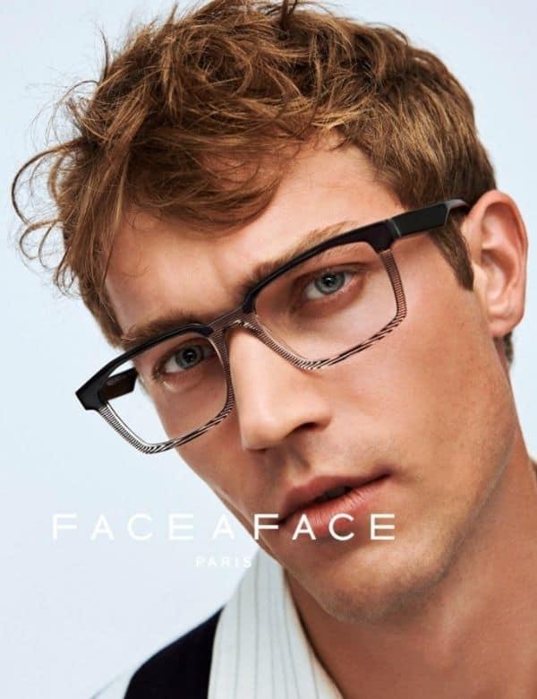 Eye Candy Opticians Face a Face Glasses Men