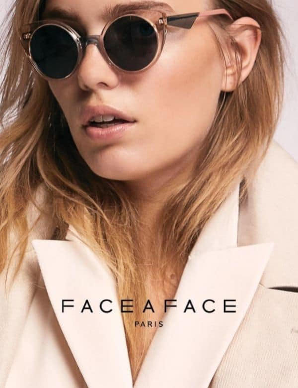 Eye Candy Opticians Face a Face Designer Glasses Lady