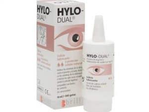 Hylo Dual Eye Drops