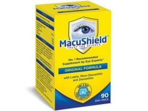 MacuShield 90 Day Supplements