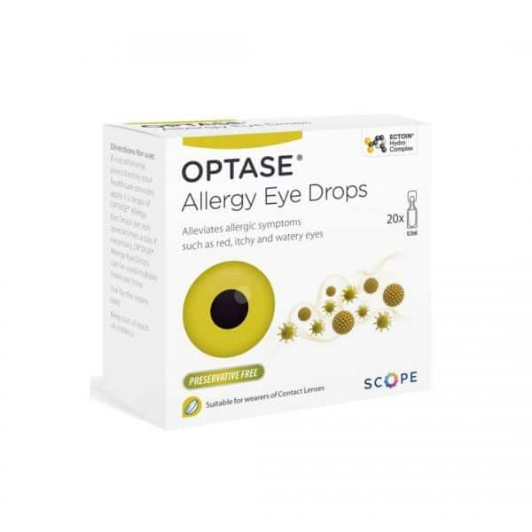 Optase Allergy Eye Drops